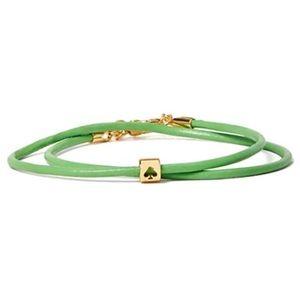 KATE SPADE • Wrapped Up Bracelet